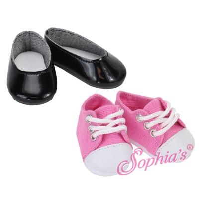 Set Ballerines vernies et Baskets - Sophia's