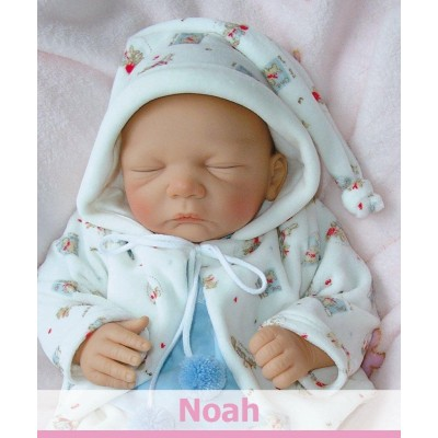 Bébé Noah à jouer - Nicky Creation