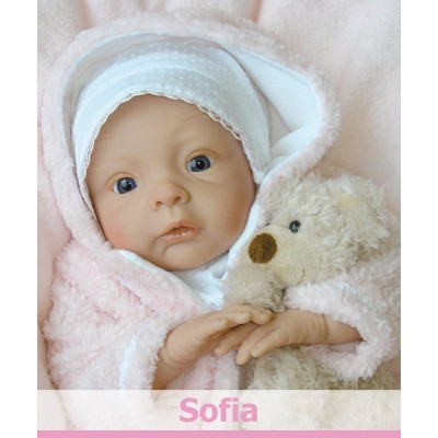 Bébé Sofia à jouer - Nicky Creation