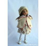 Ensemble Paysage polaire pour Poupée Little Darling