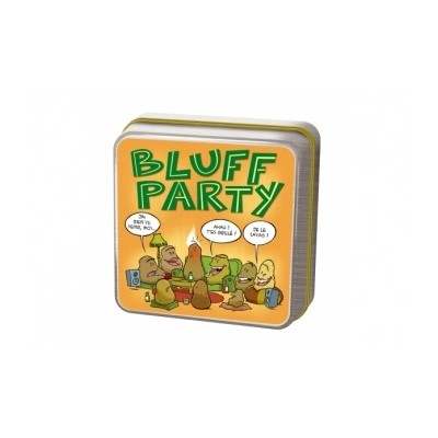 Jeux de Cartes - BLUFF PARTY