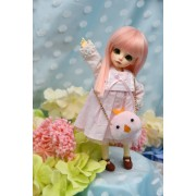 BJD Mini Peridot 22 cm - Edition Rose - Comi Baby Doll