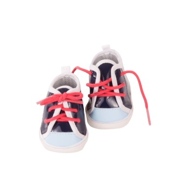 Baskets à lacets rouges - Götz