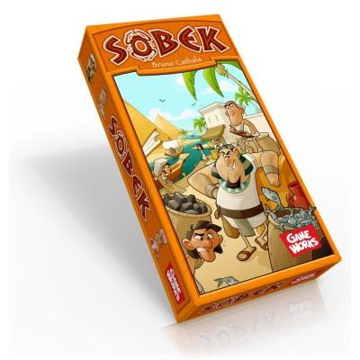 Jeu de Société - Sobek