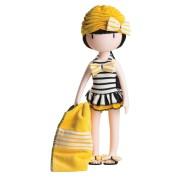 Vêtement Maillot Beach Belle pour poupée Gorjuss - Paola Reina