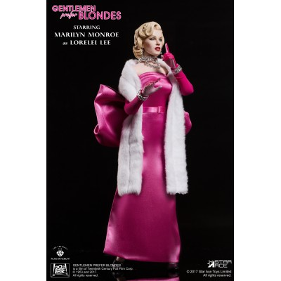 Figurine articulée Marilyn Monroe - Pink Version - Star Ace