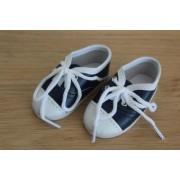 Baskets bicolores à lacets pour Soy Tu - Paola Reina