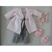 Vêtement Nora Pyjama pour poupée Las Amigas - Paola Reina