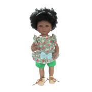 Marieta Africaine Blouse fleurie et Top - D'Nenes