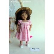 Ensemble Alyssia pour Poupée Minouche - Magda Dolls Creations