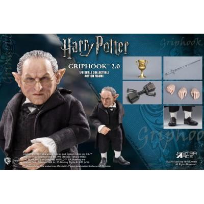 Figurine articulée Gripsec Warwick Davis - Harry Potter - Star Ace
