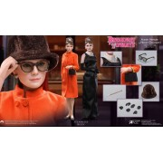 Figurine articulée Audrey Hepburn Breakfast at Tiffanys - Deluxe Version