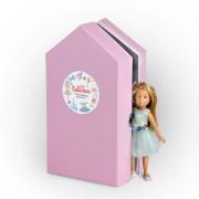 Maison de poupée Little Ballerinas pour petites poupées