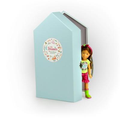 Maison de poupée Little Dreamers pour petites poupées
