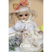 Poupée BJD Mini Yori Teint mat 22 cm - Comi Baby Doll