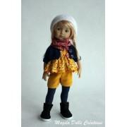 Tenue Leana pour poupée Boneka - Magda Dolls Creations