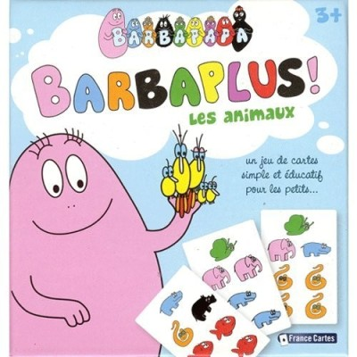 Jeu de Cartes - Barbaplus