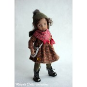 Ensemble Tamy pour Poupée Little Darling - Magda Dolls Creations
