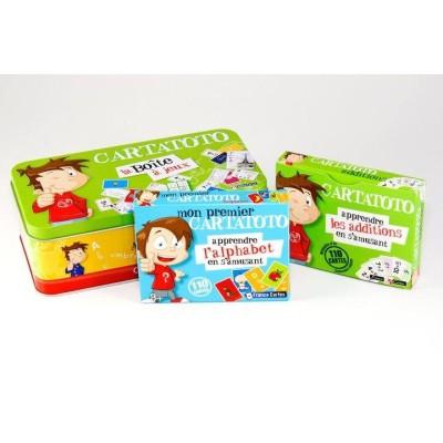 Cartatoto La Boîte à jeux Maternelle
