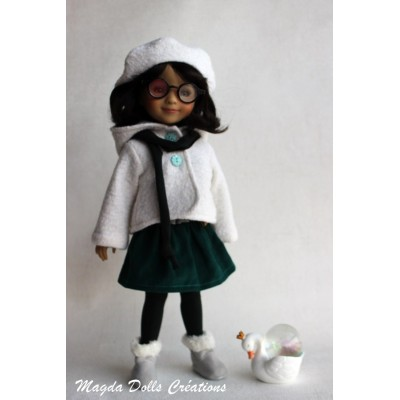 Tenue Tilly pour poupée Ruby Red Fashion Friends - Magda Dolls Creations