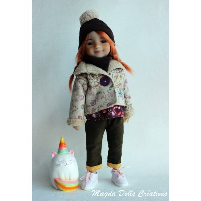 Tenue Olivia pour poupée Ruby Red Fashion Friends - Magda Dolls Creations