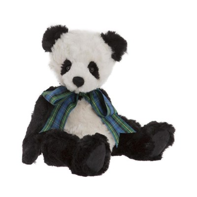 Panda Bobble - Charlie Bears en Peluche