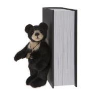 Ours Bear Therapy et son Livre - Charlie Bears en Peluche
