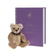 Ours Bear illiant et son Livre - Charlie Bears en Peluche