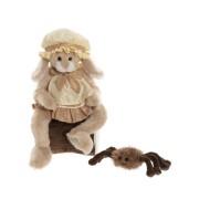 Lapin Little Miss Muffet et Incy Wincy - Charlie Bears en Peluche - Collection 2020