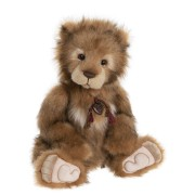 Ours Wilfy - Charlie Bears en Peluche - Collection 2020