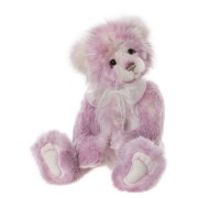 Ours Plumo Fiona - Charlie Bears en Peluche