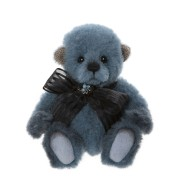 Ours Bluebeary - Minimo Collection - Charlie Bears