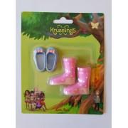 Les 2 paires de chaussures pour Kruselings - Set n°4