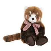 Panda Roux Truckle - Bearhouse Charlie Bears en Peluche