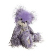 Ours Cotton Candy - Charlie Bears en Peluche