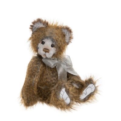 Ours Plumo Nick - Charlie Bears en Peluche