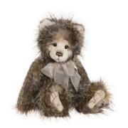 Ours Plumo Rachel - Charlie Bears en Peluche