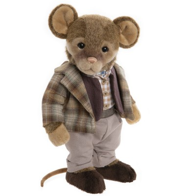 Rat Ratty - Isabelle Collection - Charlie Bears