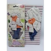 Vêtement Trevor Flynn pour poupée The Biggers - Berjuan