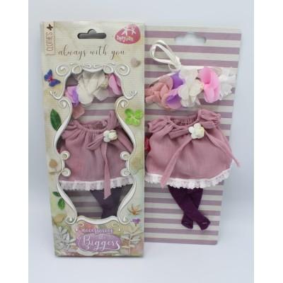 Vêtement Margaret Frost pour poupée The Biggers - Berjuan