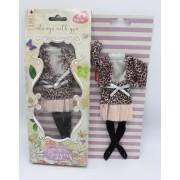 Vêtement Jollie Bonnaire pour poupée The Biggers - Berjuan