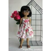 Tenue Jasmin pour Poupée Fashion Friends 36 Cm - Magda Dolls Creations