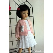 Ensemble Crocus pour Poupée Little Darling - Magda Dolls Creations