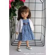 Tenue Symphorine pour poupée Boneka - Magda Dolls Creations