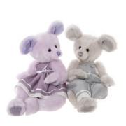 Souris Jack et Jill - Charlie Bears en Peluche