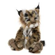 Bébé Lynx Mischief Maker - Charlie Bears en Peluche