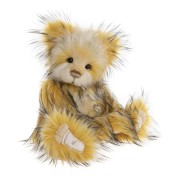 Ours Cheeze Whizz - Charlie Bears en Peluche