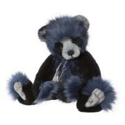 Panda Plumo Lee - Charlie Bears en Peluche