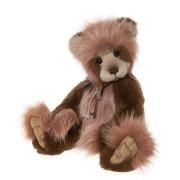 Panda Plumo Denise - Charlie Bears en Peluche