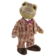 Crapaud Toad - Isabelle Collection - Charlie Bears